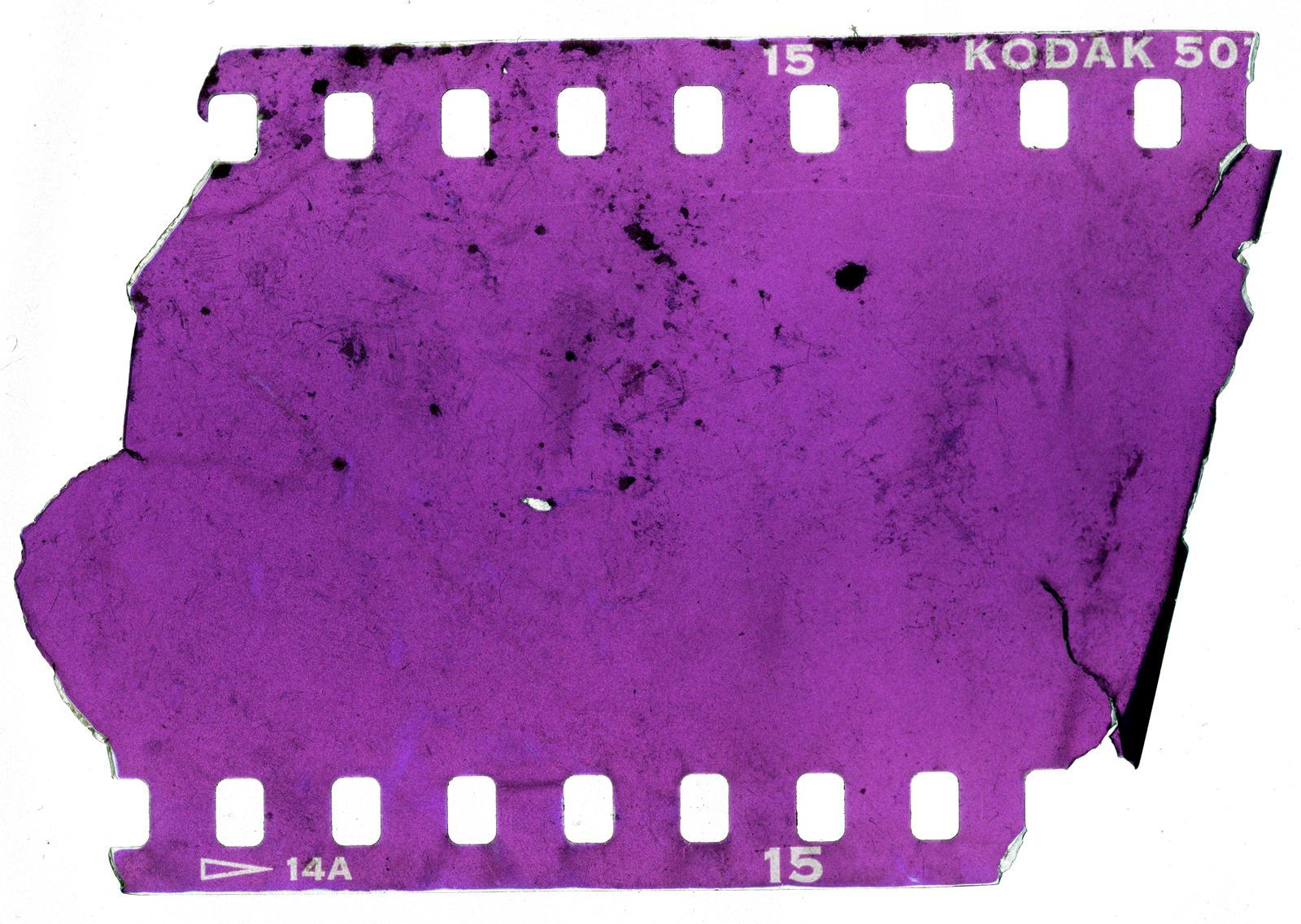 Film Burn Texture Texture Slide Film