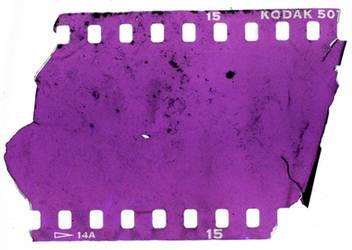 Texture slide film destroyed 2 by edredon