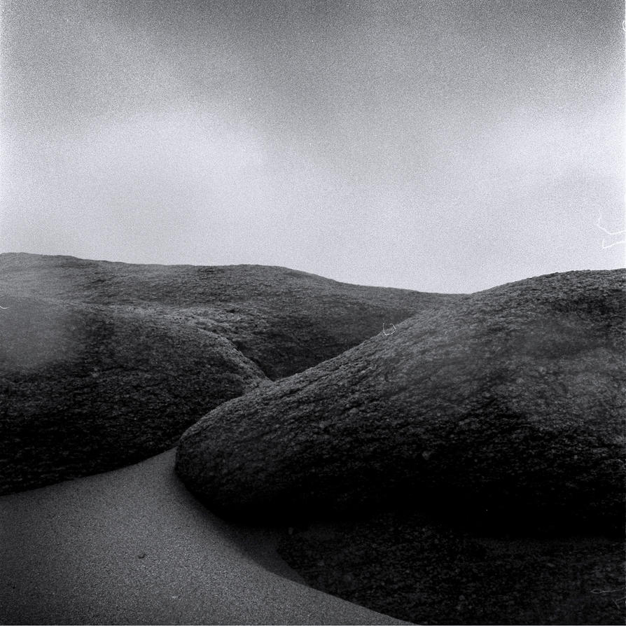 Rochers IV by edredon