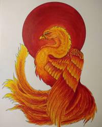 phoenix by v-dakonde