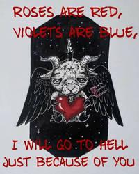 Happy  Valentine's day for tomorrow   by v-dakonde