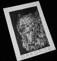 lycanthropy. by v-dakonde
