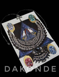 4 of Scarabs by v-dakonde
