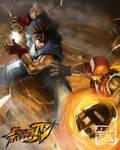 Street Fighter x Fatal Fury