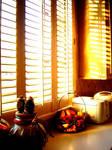 Kitchen by ablueromance