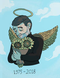Rest in peace Stefan by ohsh-ean