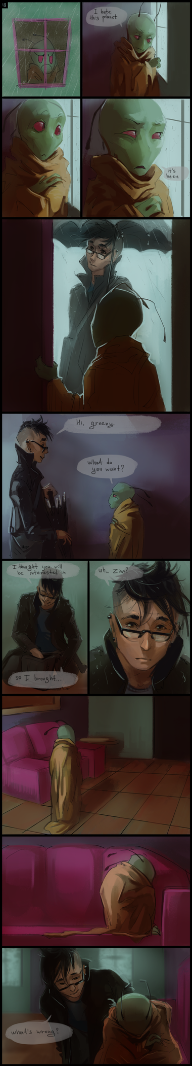 All your heat_page 1 by ysgwood