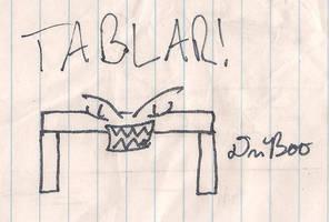 Tablar by DuctileCreations