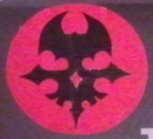 Red Skull Pin Decal by DuctileCreations