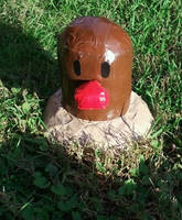 A Wild Diglett Appears by DuctileCreations
