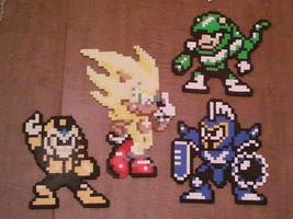 Perler Set 4 by DuctileCreations