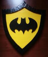 Batman Shield by DuctileCreations