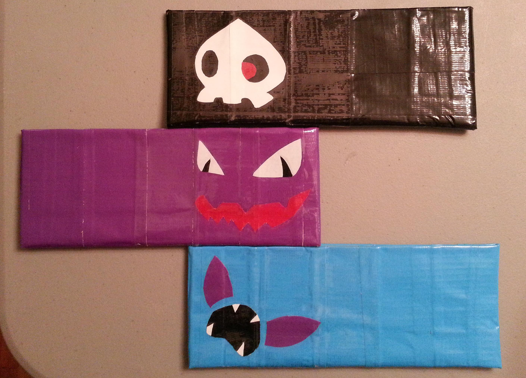 Pokewallets 2 by DuctileCreations