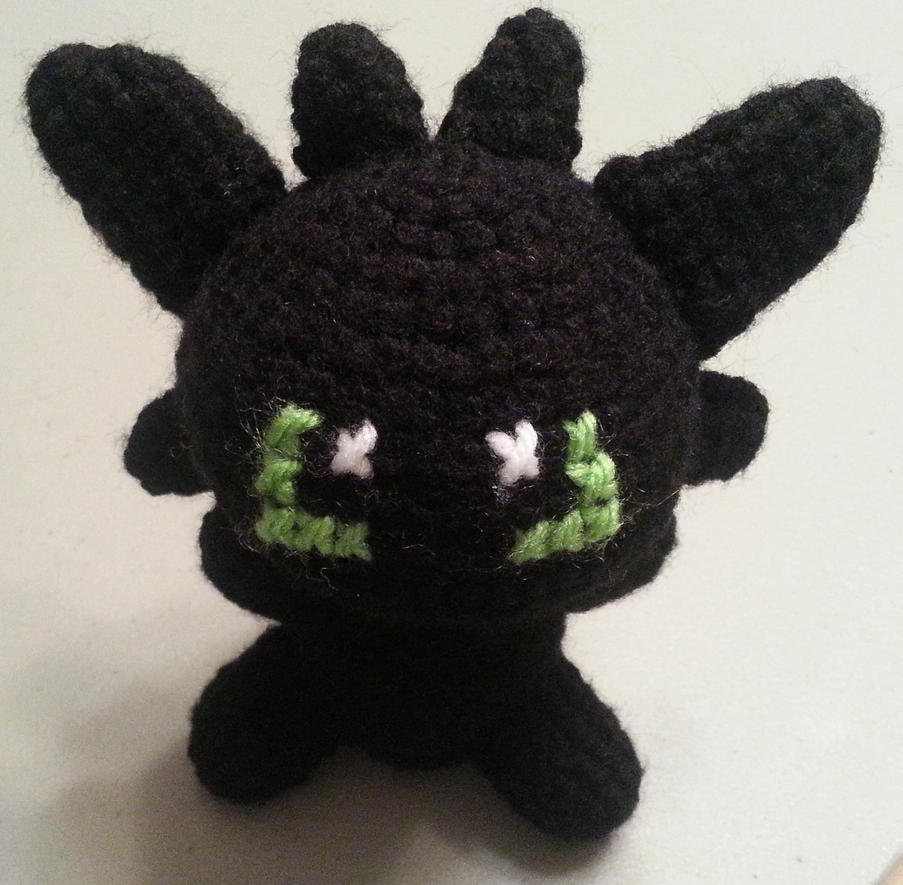 Toothless by DuctileCreations