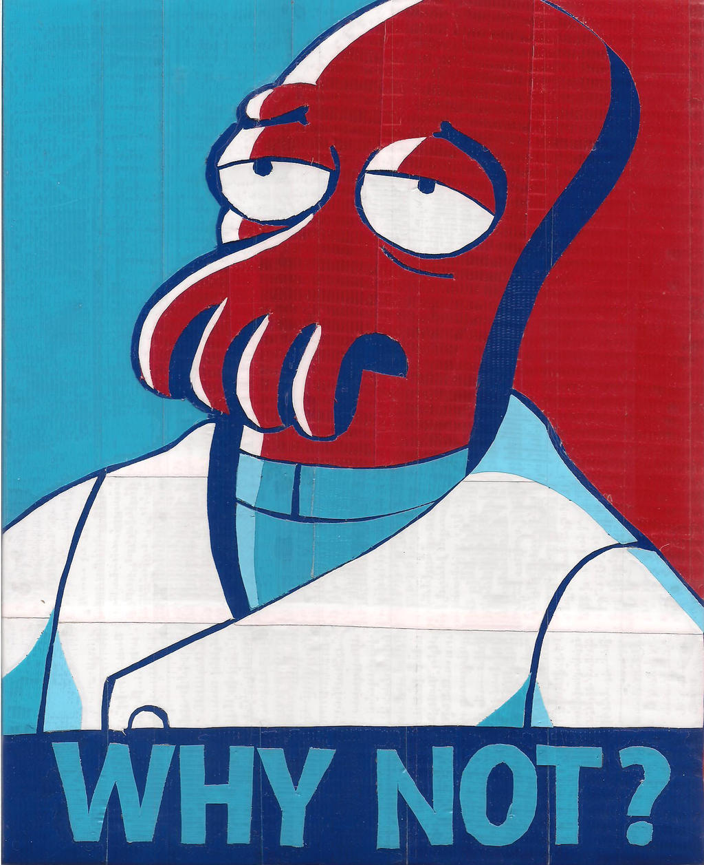 Why Not Zoidberg? by DuctileCreations on DeviantArt