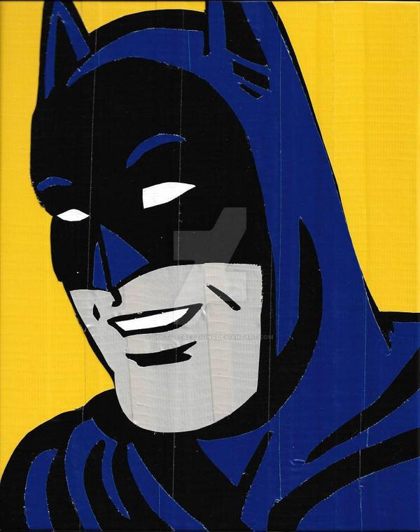 Batman by DuctileCreations