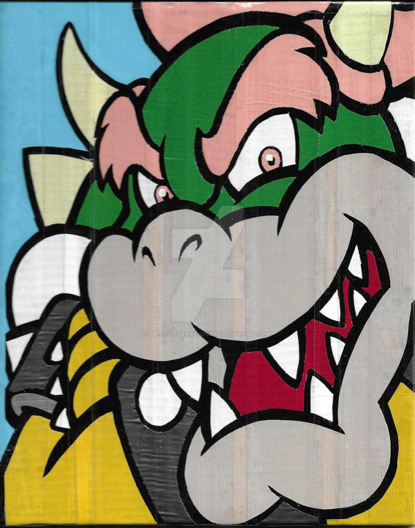 Bowser 2 by DuctileCreations