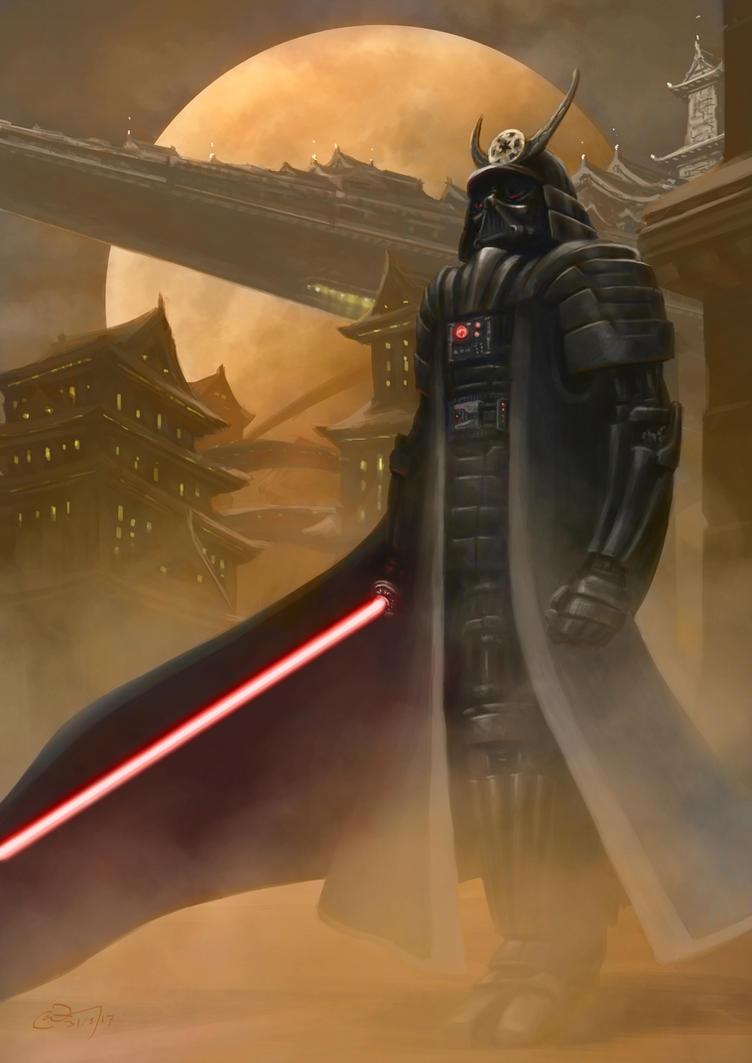 Vader by Albek42