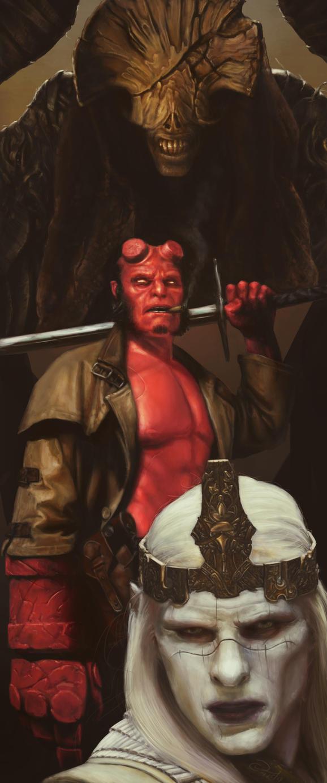 Hellboy II by Albek42