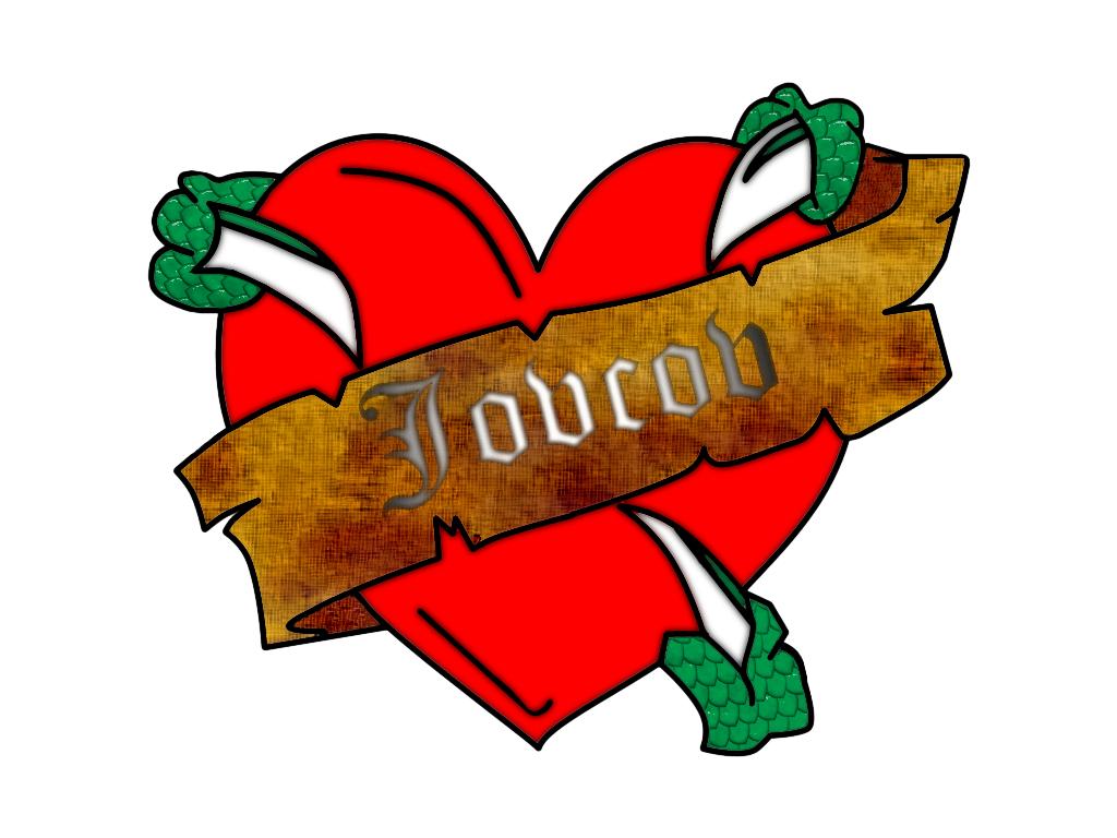 Heart by jovcov