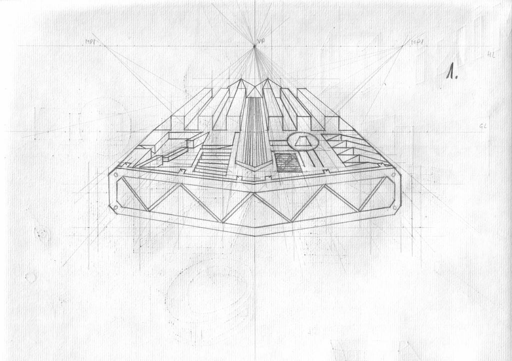 Spaceship by jovcov