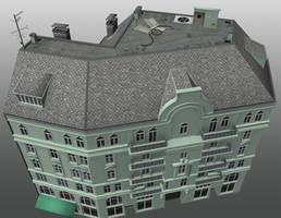 Building 2 by jovcov