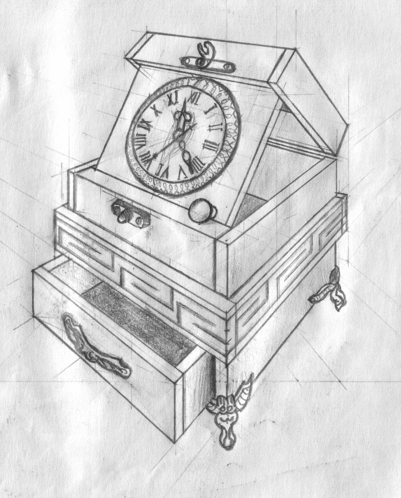 Clock by jovcov