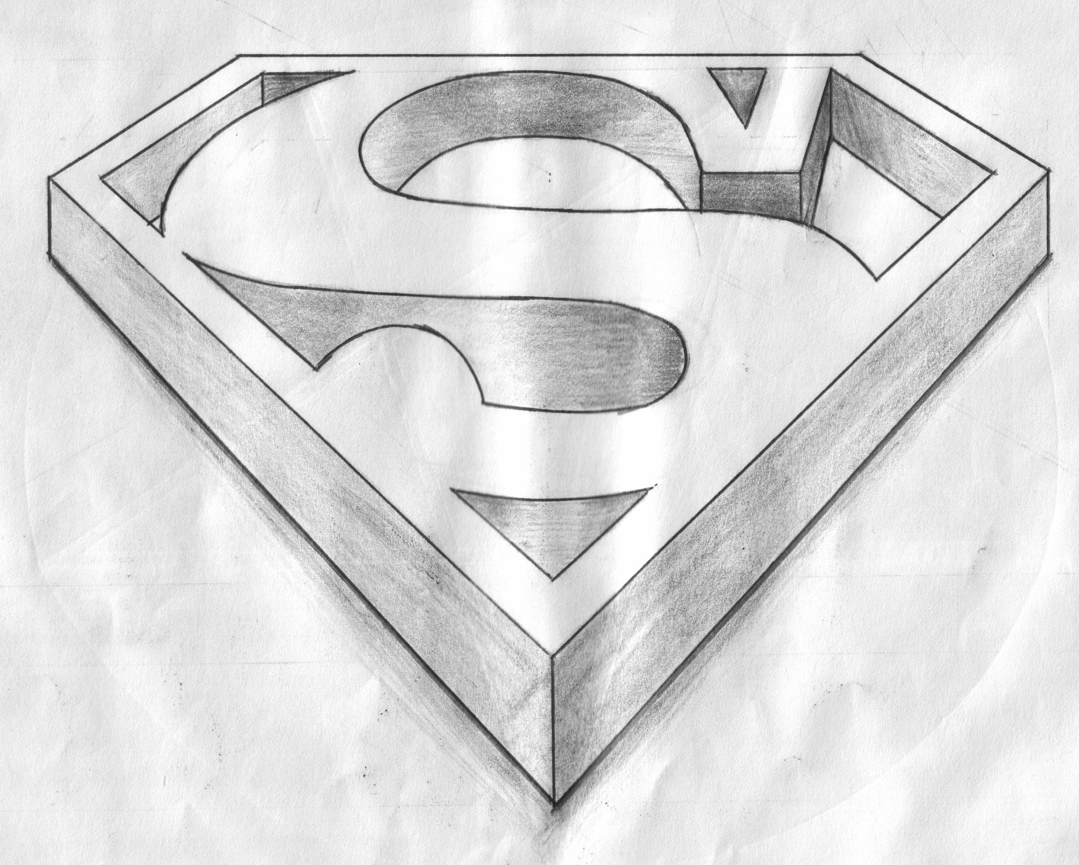 Superman Logo by jovcov