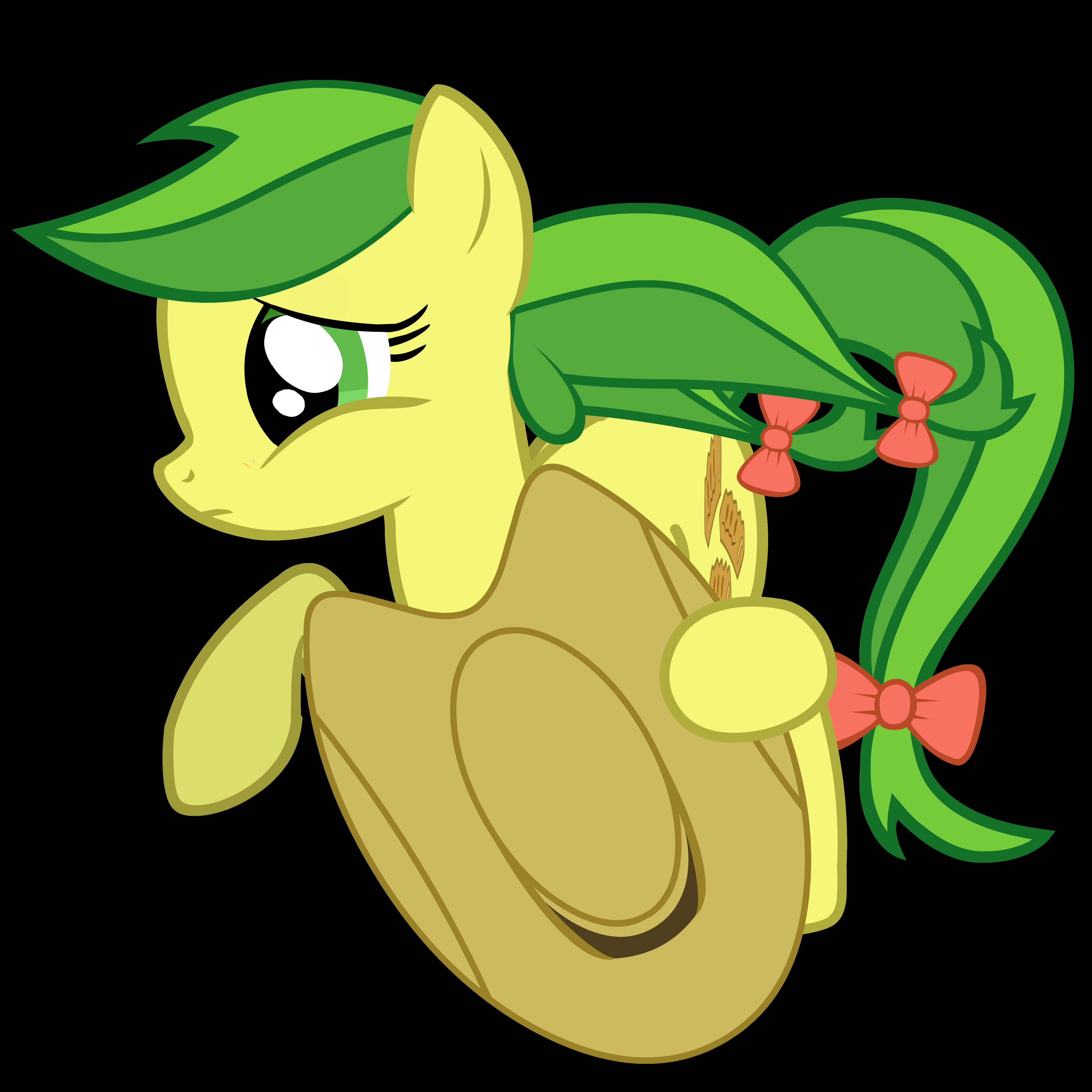 My little pony apple fritter - photo#7