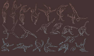 Pose Sketches