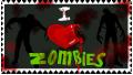 Zombie Lovin Stamp by Sh3ikha