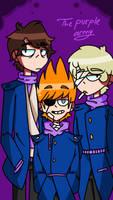 the purple army by NadyaChairunisa2004