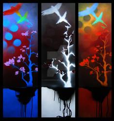 Elegant Vibrant Inspiring by CorkScrewed
