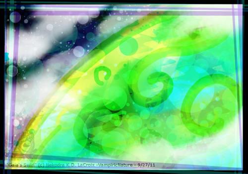Gaia's Swirl