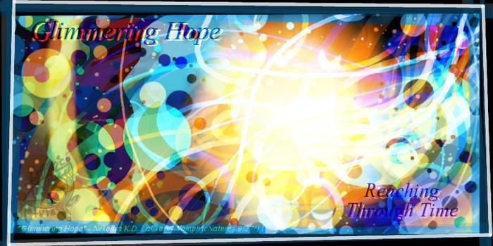 Glimmering Hope