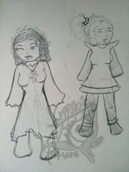 Nostalgia -Sketch 15-
