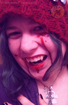 Vampire Giggles