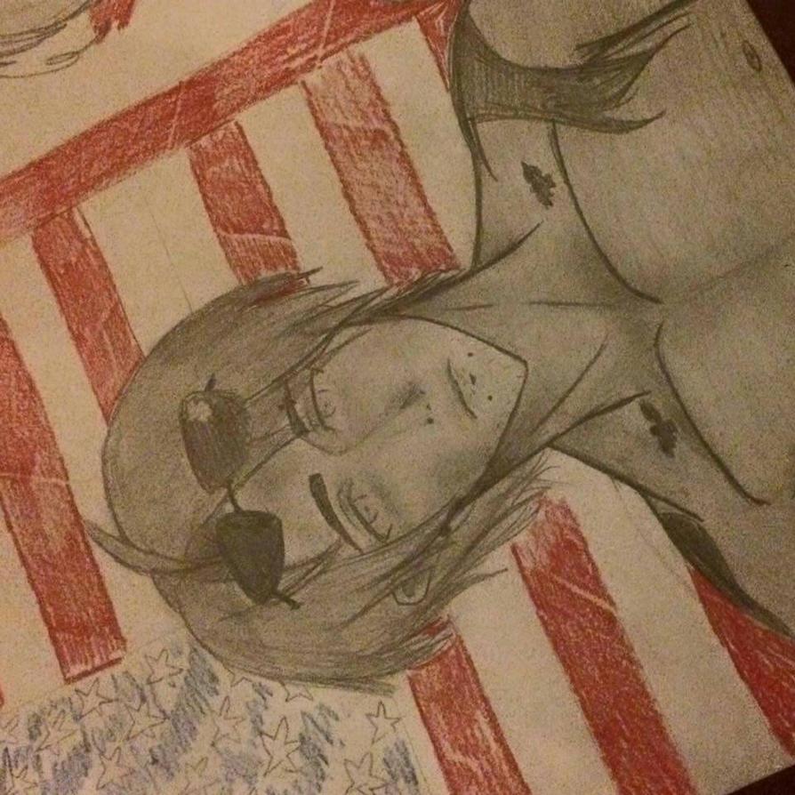 2p America by Aphrodites-tears