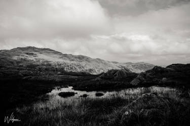 Lake District Black and White Series No 2 by WildgoosePhotography