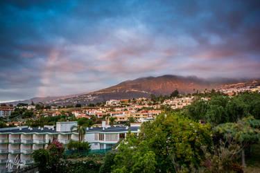 Evening in Tenerife by WildgoosePhotography