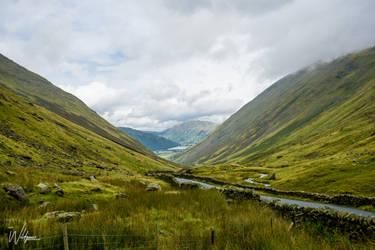 Cumbrian Roads by WildgoosePhotography