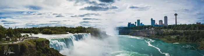 Niagara by WildgoosePhotography