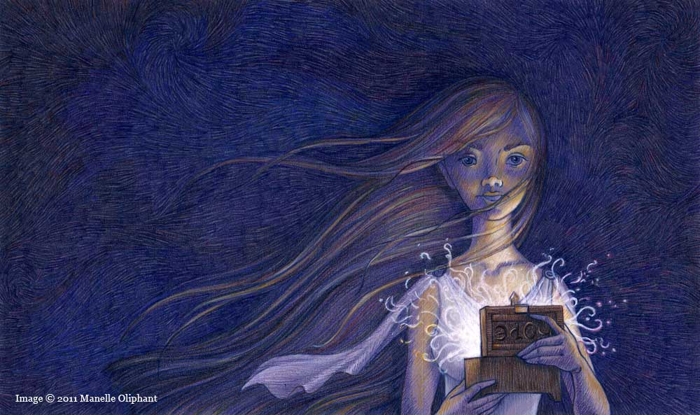 Pandora's Box by ManelleOliphant