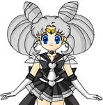 Super Sailor Chibi Dark Moon