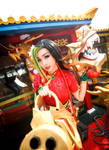Firecracker Jinx Cosplay 1 League of Legends