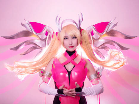 Pink Mercy from Overwatch