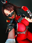 Taki from Soul Calibur 6 Cosplay by Rinnie Riot