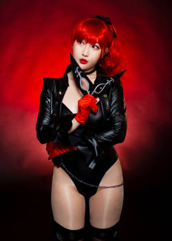Kasumi From Persona 5 Royal Cosplay by Rinnie Riot