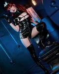 Dark Nurse by RinnieRiot