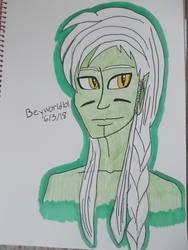 Reaper Wraith Drax by Beyworld101